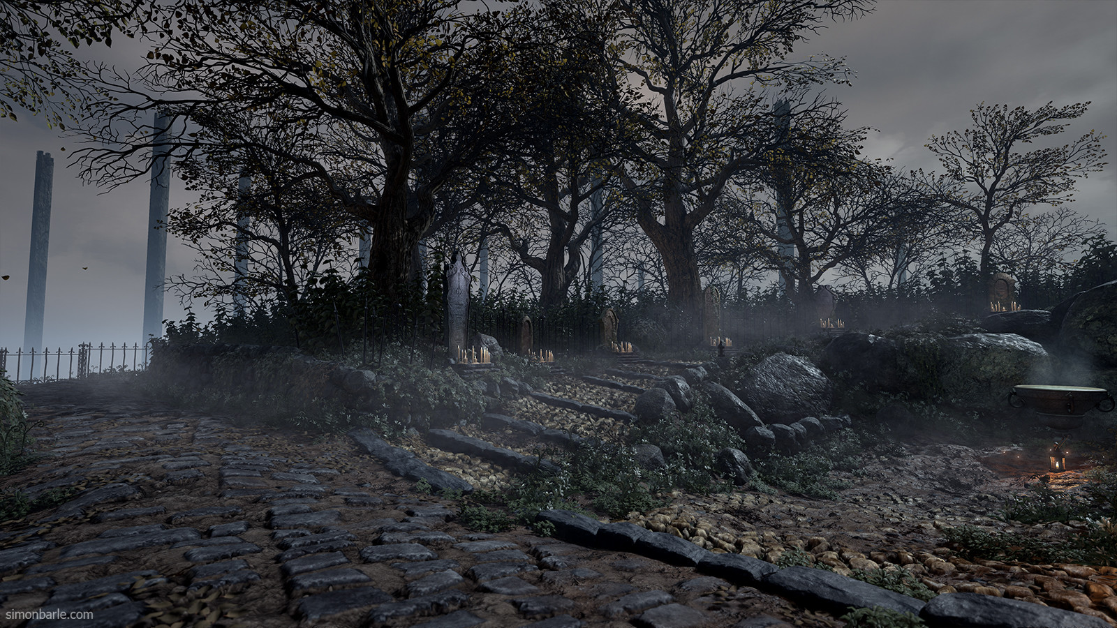 Hunters Dream in Unreal Engine 4
