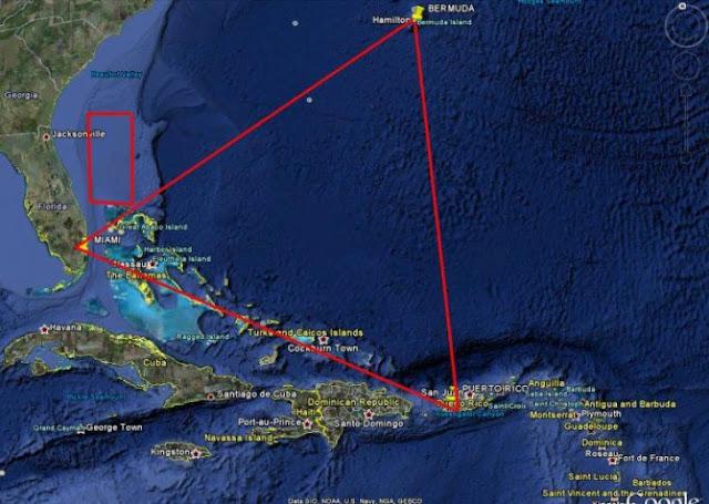 Γιατί το τρίγωνο των Βερμούδων είναι μυστηριώδες; Δείτε τις πιο γνωστές εξαφανίσεις!