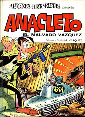 Portada de Alegres Historietas nº 9 (1971)