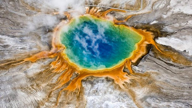 Supervolcano Eruption Mystery Solved