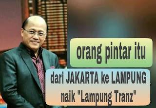 Travel Marunda Ke Gedong Tatan Lampung