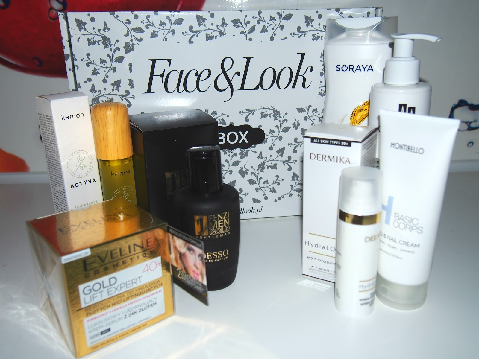 Face&Look box