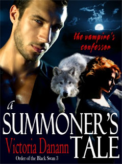 Book Three - A Summoner's Tale: The Vampire's Confessor