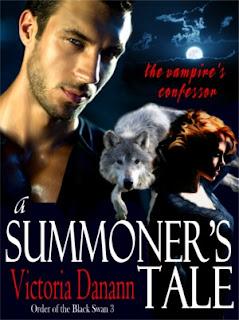 Book Three - A Summoner's Tale: The Vampire's Confessor