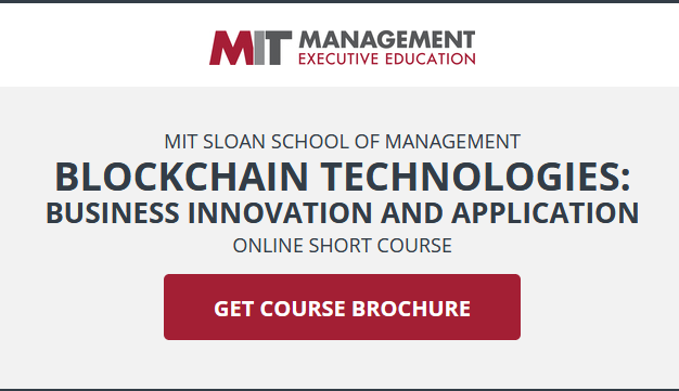 The GREEN MARKET ORACLE: Course - Blockchain Technologies Online at MIT