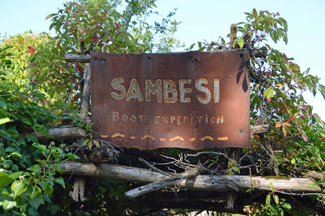 Sambesi Bootsfahrt Erlebnis-Zoo Hannover