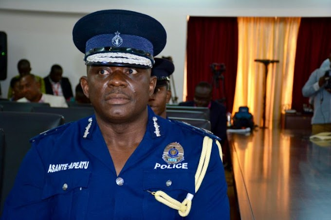 Another shake up in Police Service