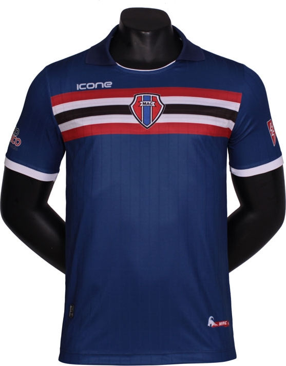 Ícone Sports lança a nova camisa titular do Maranhão - Show de Camisas 4fc625fea5016