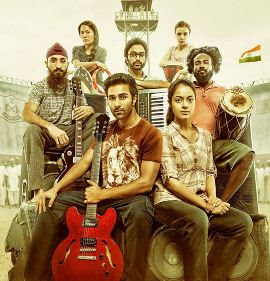 I Am India (Qaidi Band 2017) - Arijit Singh, Yashita Sharma Full Song Lyrics HD Video