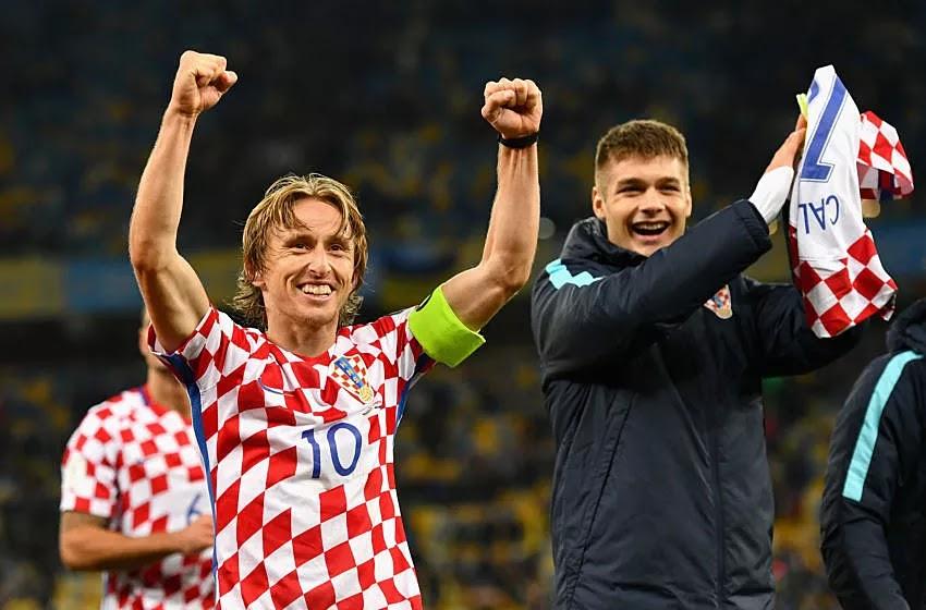 3 Sebab Kroasia Dapat Tumbangkan Prancis di Laga pamungkas Piala Dunia 2018