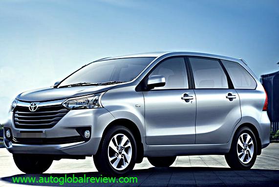 Toyota Avanza 1.3 E M/T