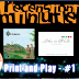 Recensioni Minute - 4 titoli Print and Play
