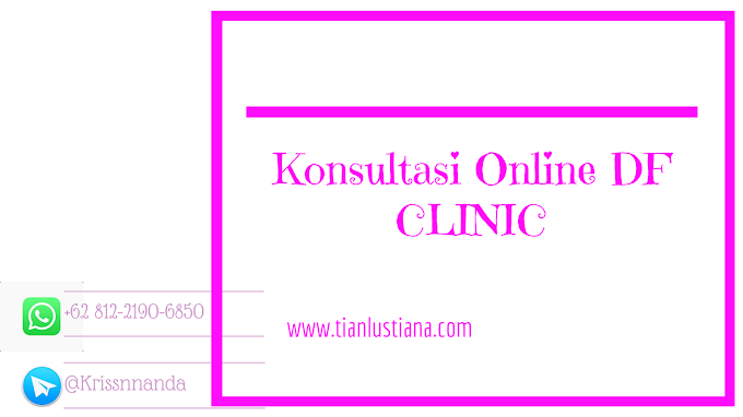 Konsultasi Online DF CLINIC