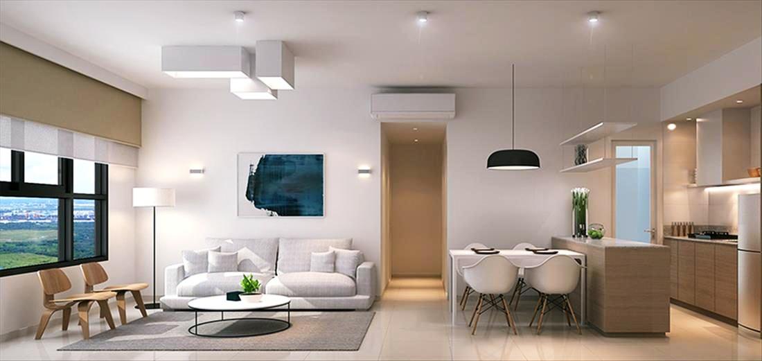 Thiết kế căn hộ chung cư Smile Building