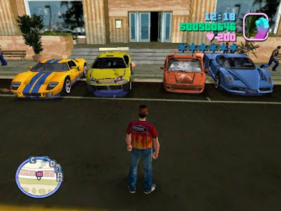 GTA Underground Cheats
