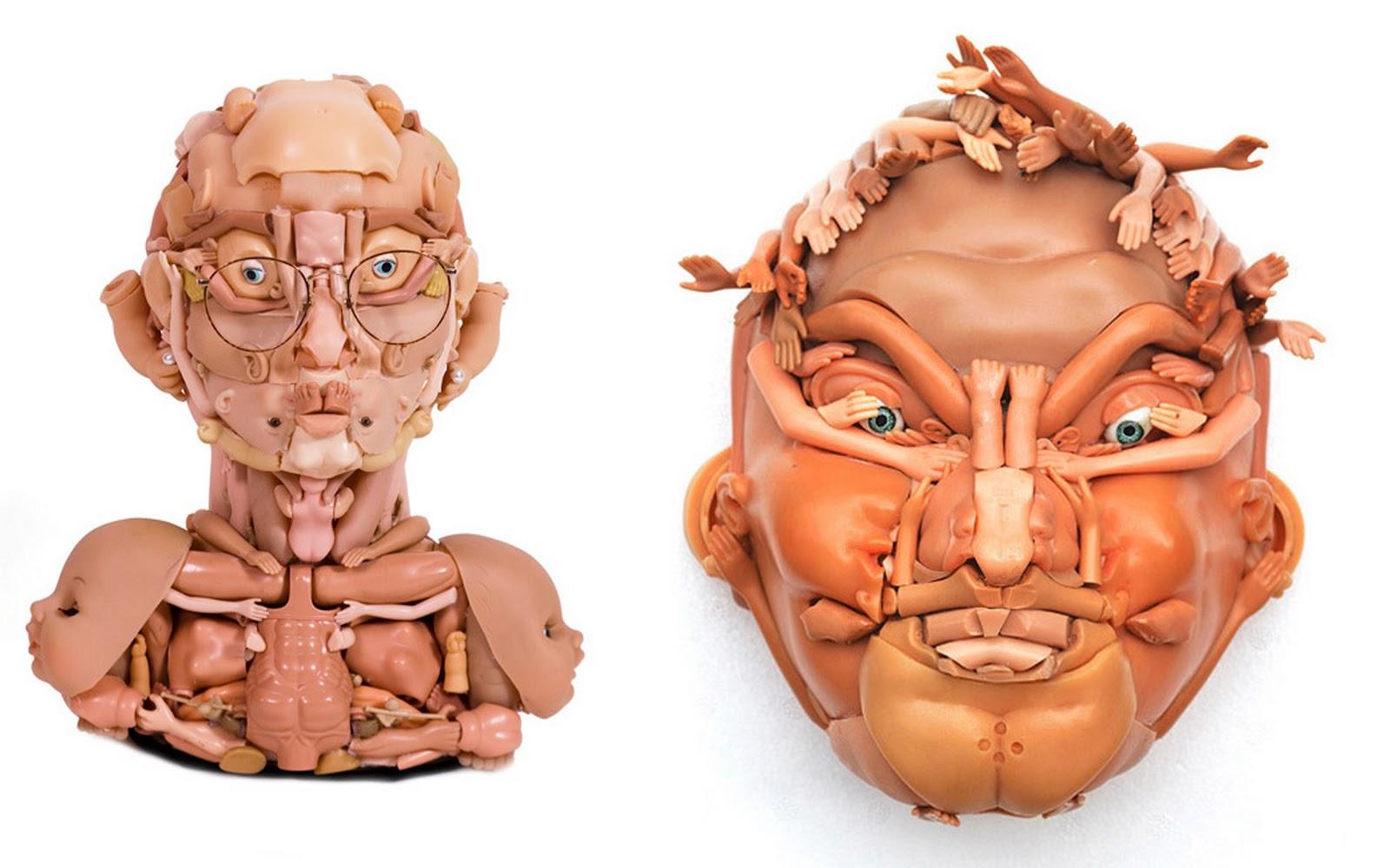 Monster Bego 10 Karya Seni Terbaru Yang Sangar Aneh