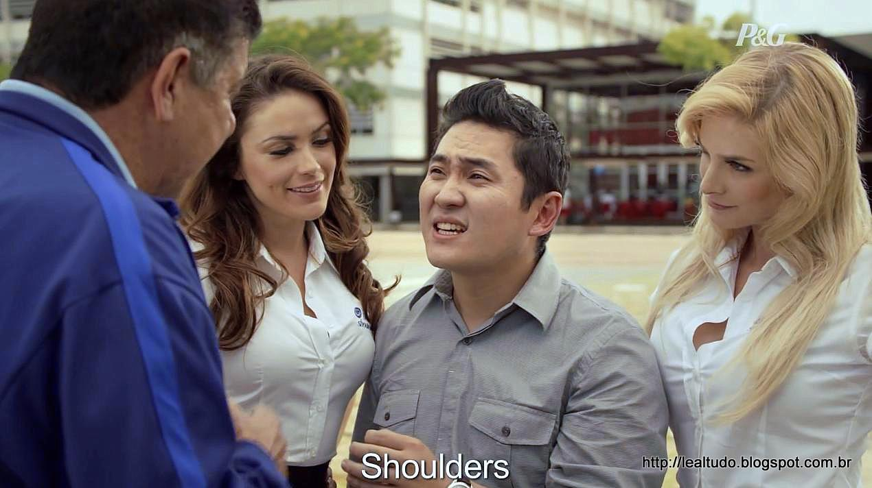 'Head & Shoulders': Joel Santana em 'Donti Révi Caspa