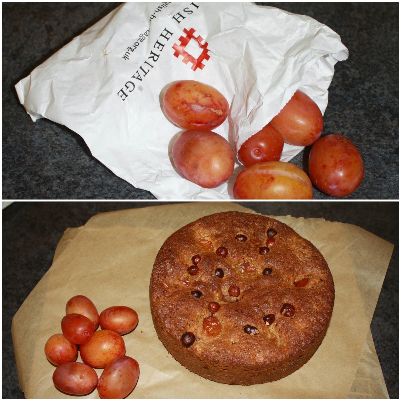 James Martin Cake Using Hazelnut