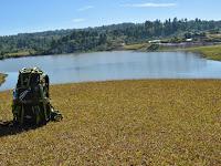 Danau Sidihoni di Kecamatan Pangururan
