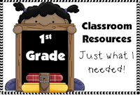 1st Grade Resources for the Classroom