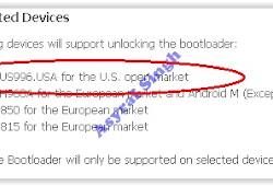 Lg K8 Unlock Bootloader