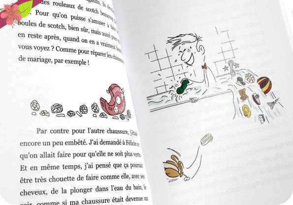 Félix et Félicie font des bêtises de Stéphane capelle - Une Cape et deux Ailes