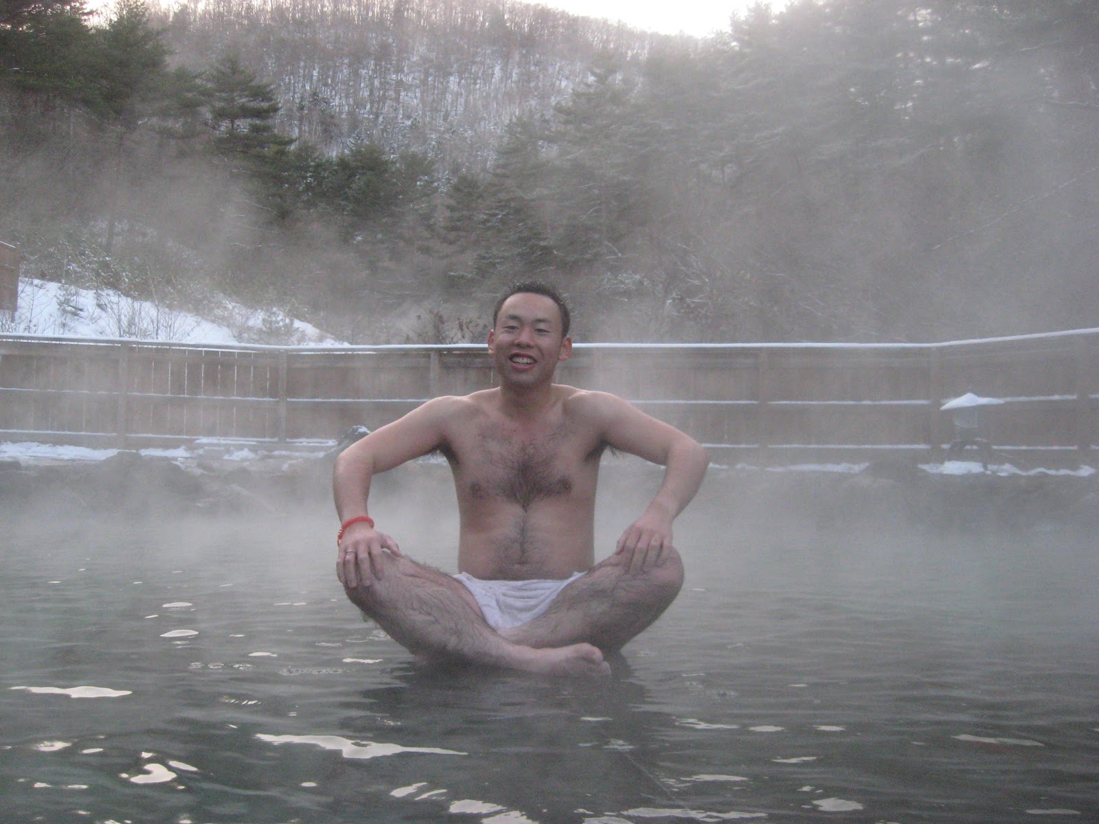 Naked Hot Springs Pictures