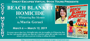 Beach Blanket Homicide – 12 March