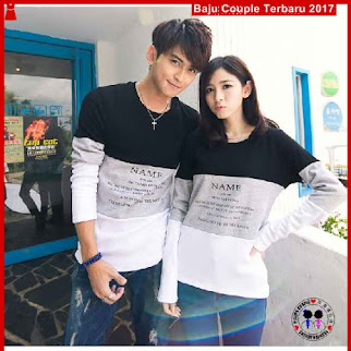 BA16 Baju Couple Hitam Jpg Model Couple Cowok BShop