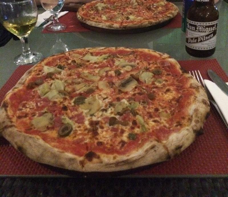 BOHOL : Restaurant Giuseppe / Philippines : 3 jours à BOHOL / www.by-laura.fr