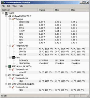 โหลด CPUID HWMonitor Pro ตัวเต็ม FULL Crack