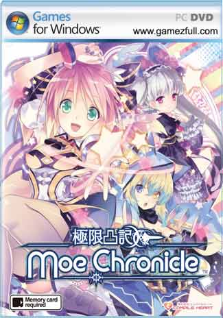 Moero Chronicle PC Full [ISO] [MEGA]