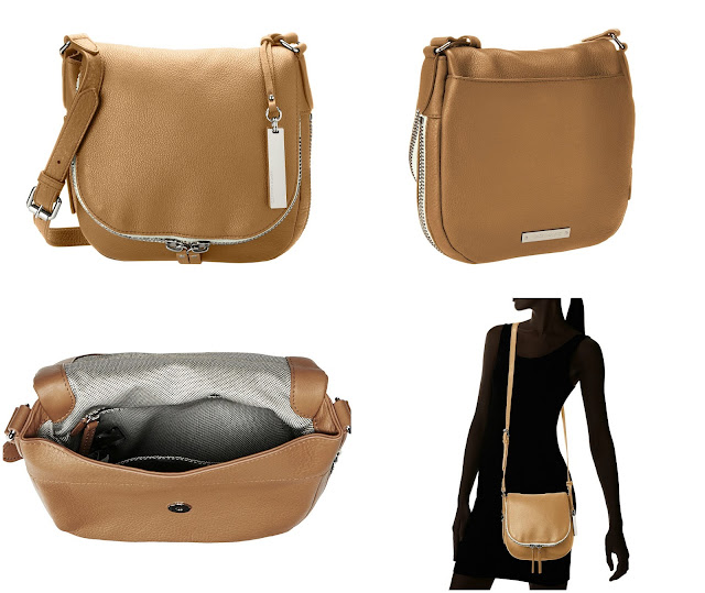 Amazon: Vince Camuto Bailey Crossbody only $63 (reg $158) + Free Shipping!