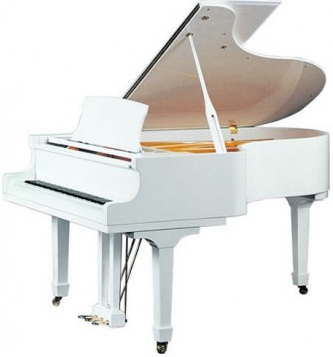 dan Piano Boston GP-163 WH
