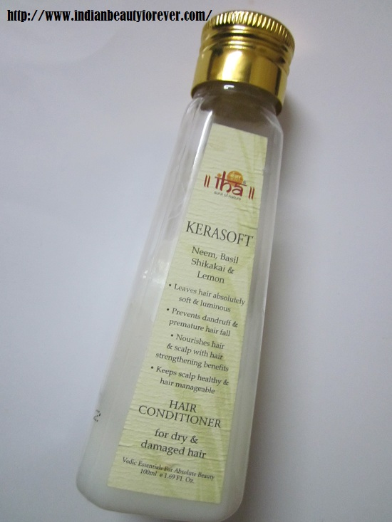 IHA hair conditioner review