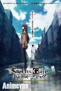 Steins Gate Movie - Steins;Gate: Fuka Ryouiki no Déjà vu 2013 Poster