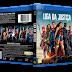 Liga da Justiça Blu-Ray Capa