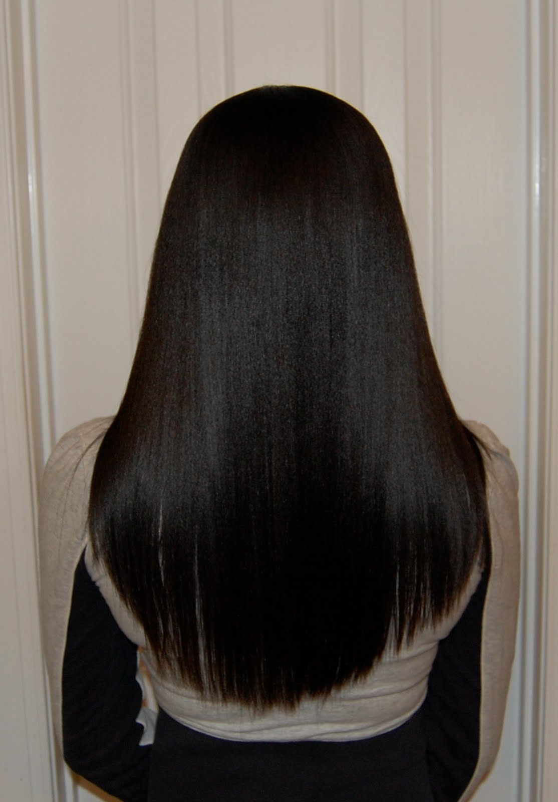 Growing Black Hair To Great Lengths April 2013
