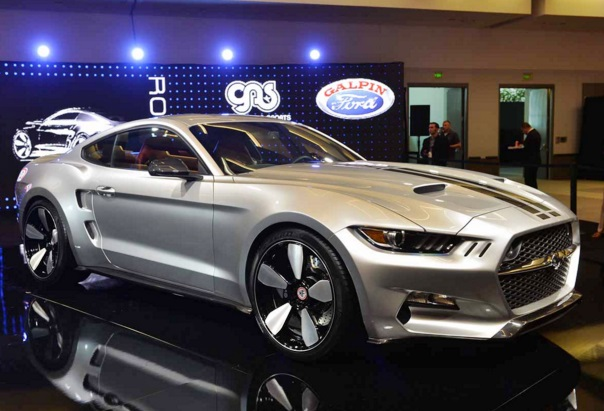 2016 Ford Mustang Rocket Release Date