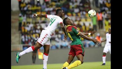 Gabón vs Burkina Faso Copa Africana 2017