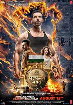 Satyameva Jayate 2018 Hindi Movie HDRip 720p
