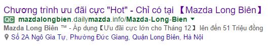 ky tu dac biet trong quang cao google adw