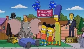 Disney Ucapkan Selamat Datang kepada Keluarga Simpsons