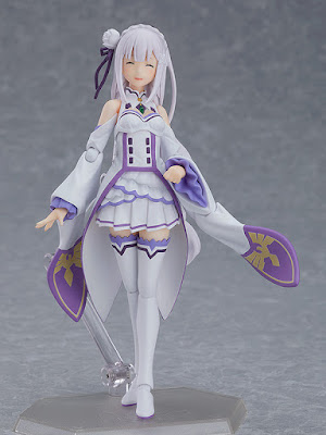 "figma Emilia de ""Re:ZERO"" - Max Factory"
