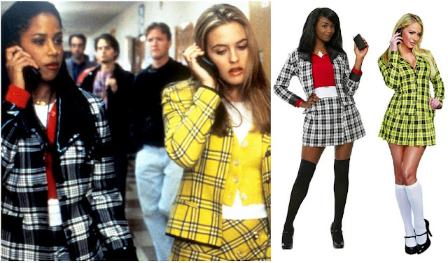Clueless Costumes | 90s Halloween Costume Ideas - best friend costume