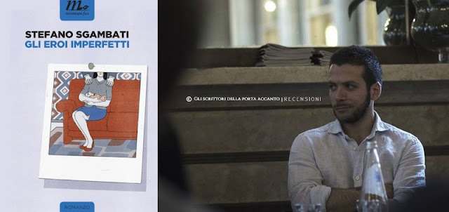[Libri] Gli eroi imperfetti, di Stefano Sgambati - recensione, libri, scrittori