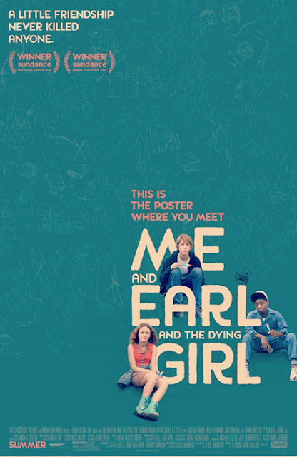 Me and Earl and the Dying Girl (2015) Movie - Sinopsis