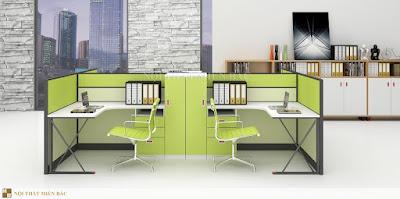 Thiết kế nội thất phòng làm việc đẹp để làm việc hiệu quả hơn - H3