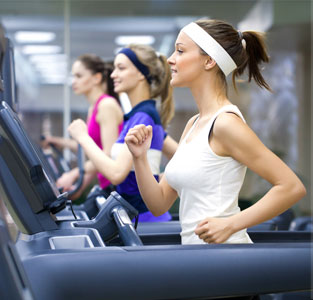Phòng tập Gym tại An Bình City