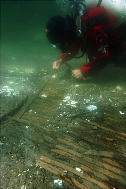 Seagrass meadows: an underwater time capsule for archaeology